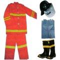 ชุดดับเพลิงภายนอกอาคาร (แบบเสื้อ+กางเกง)