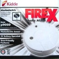Kidde Battery Powered Smoke Alarm