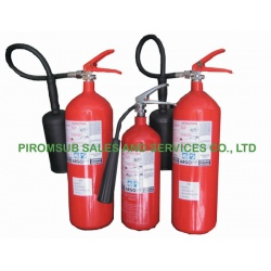 Argo CO2 Fire Extinguisher