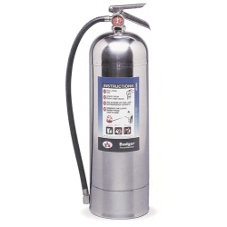 Badger Water Fire extinguisher