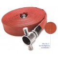 PROGRESS Rubber covered fire hose